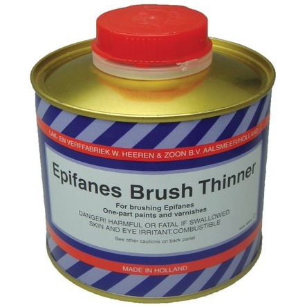BRUSH THINNER EPIFANES FOR PAINT AND VARNISH 1LT