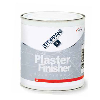 Plaster Finisher Grey Sol.A 2,5 lt + Sol.B 2,5 lt