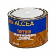 ANTIRUGGINE FERRUM ALCEA COLOR CENERE 2.5 LT