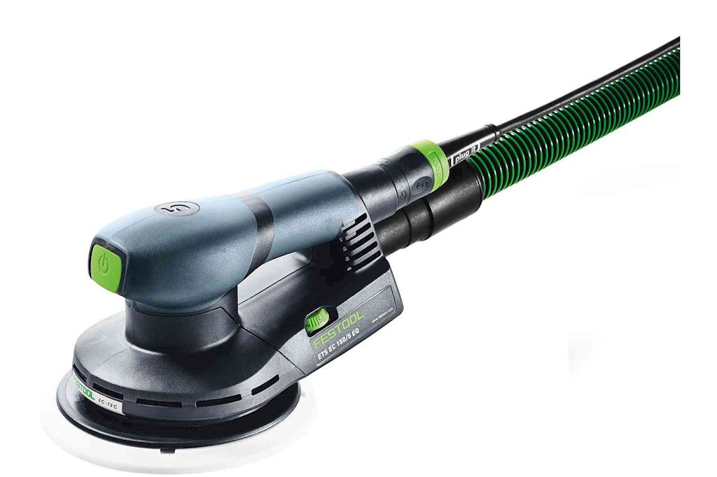 576329 ETS EC 150/5 EQ-PLUS LEVIGATRICE ORBITALE FESTOOL