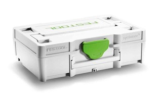 SYSTAINER SYS3 XXS GRY FESTOOL