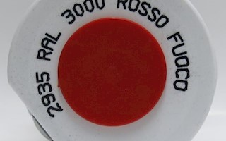SPRAYDRIP  ACRIL RAL 3000 ROSSO FUOCO