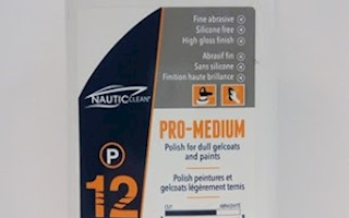 NAUTIC CLEAN 12 POLISH PRO MEDIUM 1 LT