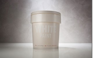 WHITE PAINT 2,5 LT