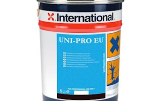 Antivegetativa International Uni Pro Eu rosso ( 5 lt )