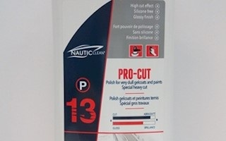 Nautic Clean 13 pro cut